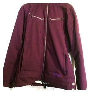 Women's 686 insulated ski/snowboard jacket